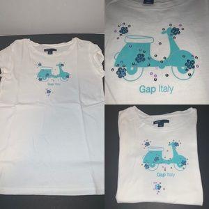 Gap kids T-shirt short sleeve for girl